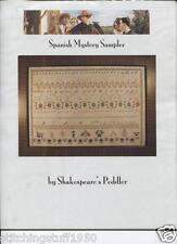Shakespeare's Peddler: Spanish Mystery Sampler