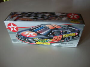 MIB 1998 Rookie of The Year 28 Kenny Irwin Texaco Ford NASCAR 1/24 ERTL DieCast