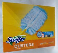 Swiffer Dusters Handle Plus 28 Refills Cleaning Supplies Dusting Kit
