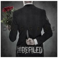 THE DEFILED - DAGGERS  CD NEU