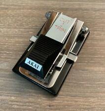 Akai Tape Splicer As 3 Cut Trim Made In Japan 1/4 Zoll Reel Tonband Spule