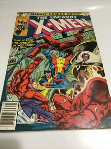 The X-Men 129 (Jan 1980) Marvel Comic!! Save Us From The Knights Of Hellfire