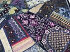 """60"""" STUNNING IND ART ETHNIC DÉCOR SARI BEADS SEQUIN LACE WALL HANGING TAPESTRY"""