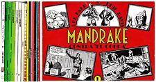 MANDRAKE de Lee Falk y Phil Davis. Colección completa de 15 tomos Joaquin Esteve