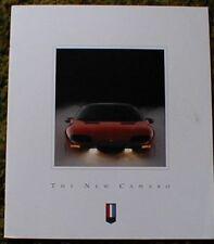 1993  Chevy Camaro Catalog 93 Brochure Z28