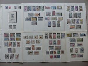 Tschechoslowakei 1957/67 Sammlung postfrisch, fast komplett, alles abgebildet