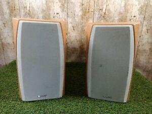 Retro SONY Hifi Speakers SS-CSD1 System 6 ohms