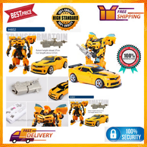 Series Of Transformers Movie Toy Bumble Bee For The War Movie For Kids And Women