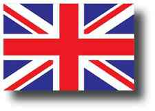 UNITED KINGDOM FLAG DECAL 3M STICKER Various SIZES BRITISH UNION JACK USA MADE