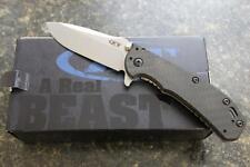 NEW KAI Zero Tolerance 0566CF Folding Knife SW S35VN & Carbon Fiber A/O PRIORITY