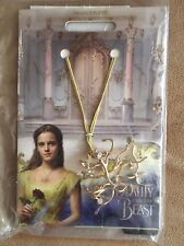 Disney Beauty and the Beast Official Movie Tree of Life Pendant costume dress up