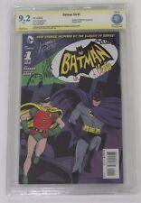 CBCS Graded 9.2  Batman '66 No. 1, 9/2013,  Signed 4 X, Allred, Case, Parker