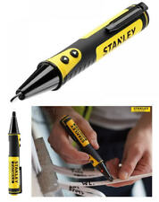Stanley Non Contact 20 1000v Ac Live Wire Voltage Cable Detector Tester 082567