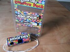 Smarties Chocolate Sweet Can Canister 110 Film Camera - Novelty Camera 1996