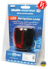 HELLA Marine 3NM Navi LED PRO Port Navigation Lamp ---(RED)--- 2LT959900-201