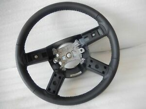 NOS OEM 2005-2007 CHRYSLER 300 DODGE CHARGER MAGNUM STEERING WHEEL 1AG521DVA