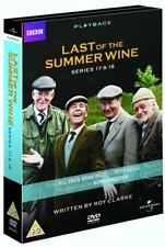Last of the Summer Wine: The Complete Series 17 and 18 (Box Set) [DVD]