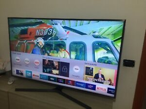 Samsung 55 Smart tv 4k