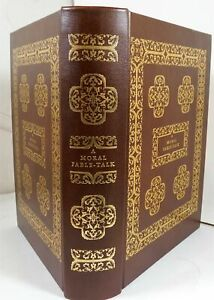 A Moral Fable Talk (English and Latin Edition) by Golding, Arthur