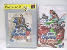 PlayStation2 - SENGOKU BASARA 2 HEROES Best - PS2. JAPAN GAME. Work fully! 51735