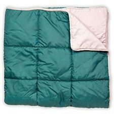 Leisure Co Ultra-Portable Outdoor Camping Blanket - Windproof, Warm, Lightweight