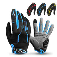 CoolChange Winter Racing Cycling Motorcycle Gloves Full Finger Touchscreen