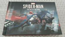 Spiderman - Collectors Edition Artbook - limited edition - ps4 - Collectors Item