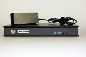Mini PC, NUC, lautlos, Aluminiumgehäuse, J4105, 240GB SSD, 8GB RAM