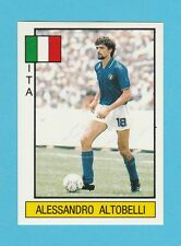FOOTBALL - PANINI - SUPERSPORT STICKER NO. 51 -  ALTOBELLI  OF  ITALY  -  1987