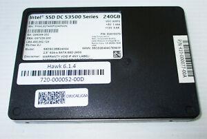 """Intel SSD DC S3500 Series 240Gb 6Gb/s SATA SSDSC2BB240G4 2.5"""""""