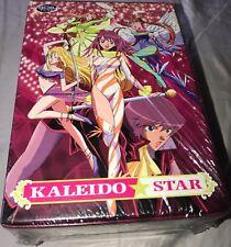 Kaleido Star Season 1 TV R1 2004 L.E DVD Anime Complete ADV Films Eng Dub NEW!