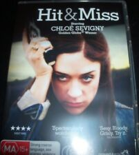 Hit & Miss (Chloe Sevigny) (Australia Region 4) DVD – Like New