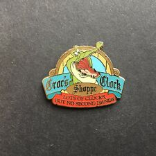 DLR - Pirates of the Caribbean Collection - Croc's Clock Shoppe Disney Pin 50446