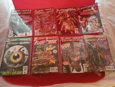 LOT OF 16 DC THE BRAVE AND THE BOLD (2007) #1 2 4-6 8 9 13-18 25 30 35 NM