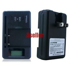 Battery Charger For Samsung SCH-i510 Droid Charge 4G LTE Transform M920