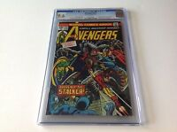 AVENGERS 124 CGC 9.6 WHITE PAGES ORIGIN MANTIS ORIGIN 1ST FULL STAR STALKER