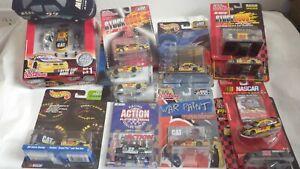 Lot of 12 NASCAR Ward Burton #22 1/64 Diecast Cars Hot Wheels Racing Champion