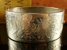 No Stone Silver Bracelet Victorian Fine Jewellery