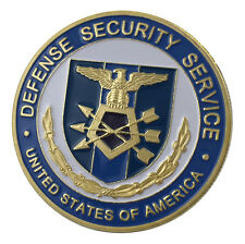 Defense Security Service GP Challenge Coin 1308#