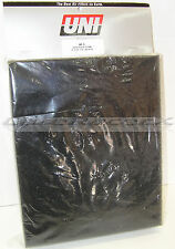 "Uni Filter BF-3 Black / Course Skid Plate Foam Filter Sheet 8"" x 10"" x 2"" 30 PPI"