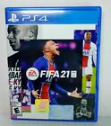 FIFA 21   PS4   Sony PlayStation 4   Used w/Case (Very good - SHIPS FAST)