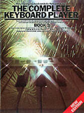 The Complete Keyboard Player Music Book 3 Learn Play Tutor Kenneth Baker S37