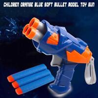 Kinder Spielzeugpistole Für Kugelpfeile Runde Kopf Blasters//DE