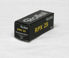 Rollei RPX 25 120mm Film