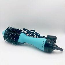 Revlon One-Step Hair Dryer And Volumizer Hot Air Brush, Color Mint No Box