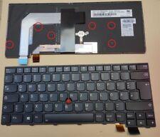 Tastatur Lenovo thinkPad T460s  Backlight Beleuchtung Keyboard Deutsch Qwertz