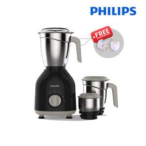 Philips HL7756 Mixer Grinder 750 Watt 3 Jars -1 Year Warranty -Next Day Delivery