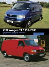 Volkswagen T4 : Transporter, Caravelle, Multivan, Camper and EuroVan 1990-200...