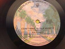 Excellent (EX) Rod Stewart Pop 45 RPM Vinyl Music Records