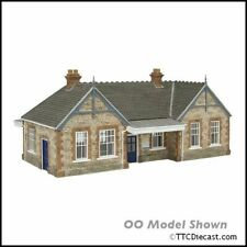 More details for farish 42-0095 stone booking hall - n gauge